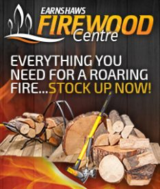 Stock up on firewood