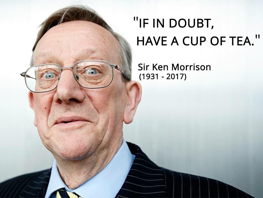 Ken Morrison