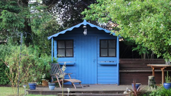 National Shed Week 2017