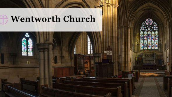 Supporting Wentworth Church Music Festival 2017
