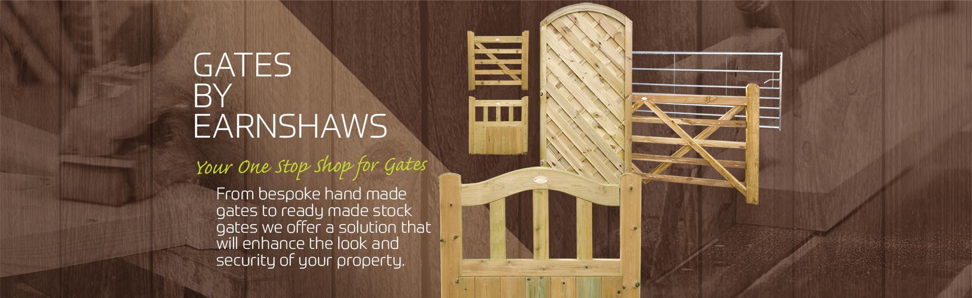 Gates by Earnshaw's