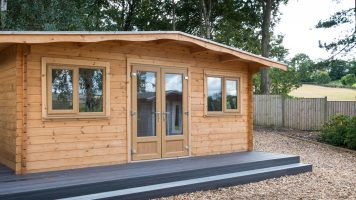 Log Cabins and Premium Sheds