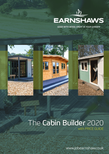 The Cabin Builder 2019 Cover