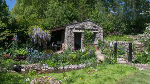 Yorkshire Garden Wins Gold at Chelsea Flower Show