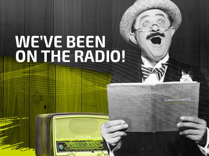 Radio Advert Surprised Gentleman
