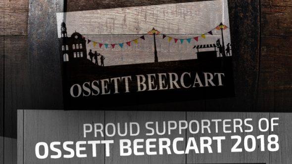2018 Ossett Beercart