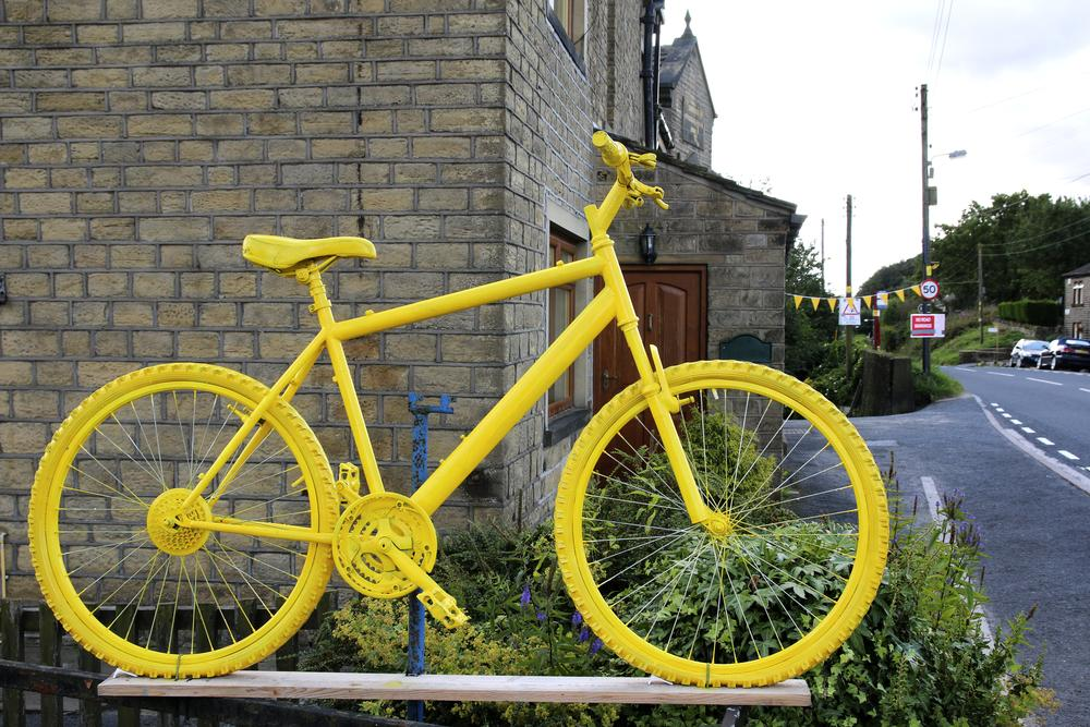 Tour de Yorkshire Bike Image