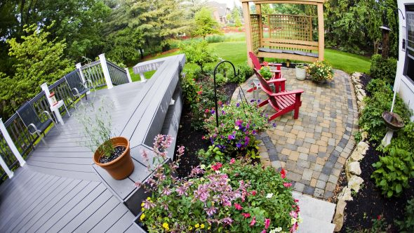 Add Value to Your Home With a Garden Makeover