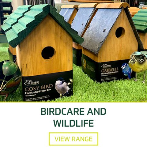 Birdcare and wildlife at Earnshaws