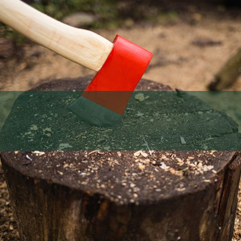 Chopping Blocks - Earnshaws Fencing Centres