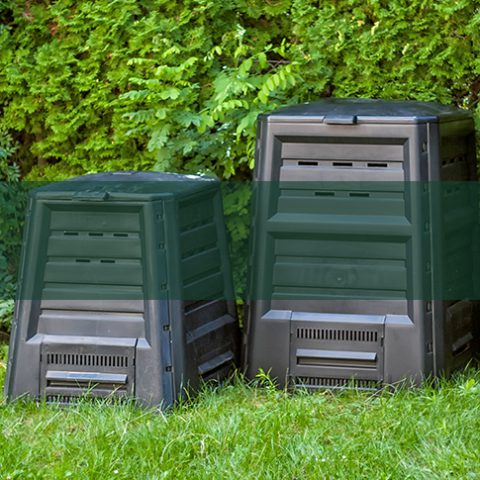 Compost Bins - Earnshaws Fencing Centres