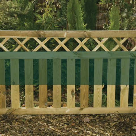 Deck Panels - Earnshaws Fencing Centre