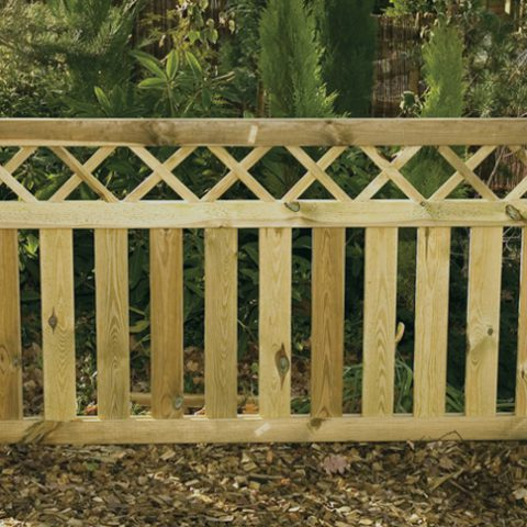 deck panels - Earnshaws Fencing Centre