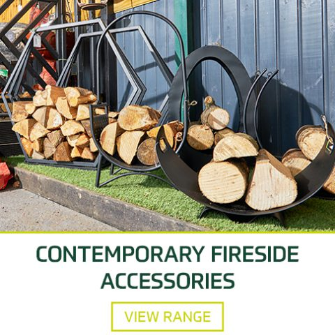 Contemporary Fireside Accessories