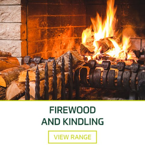 Firewood and Kindling at Earnshaws Fencing Centres