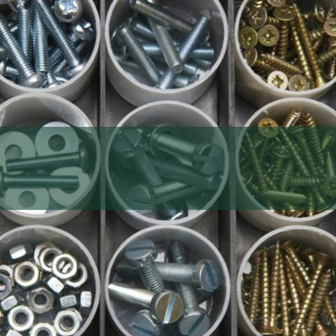 Fittings and bolts at earnshaws fencing centres