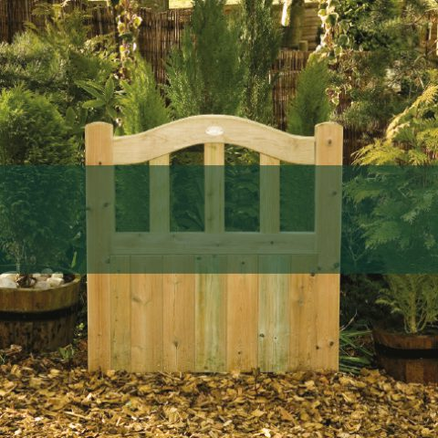 Garden Gates - Earnshaws Fencing Centre