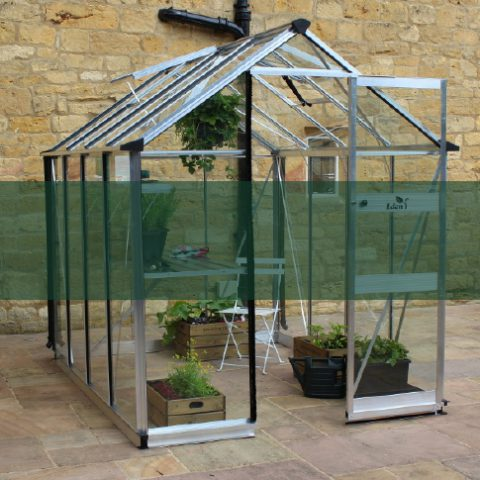 Greenhouses - Earnshaws Fencing Centres
