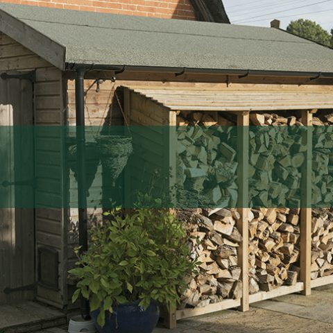 Log Stores - Earnshaws Fencing Centres