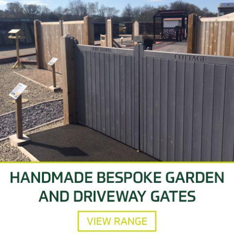 garden gates at earnshaws fencing centre