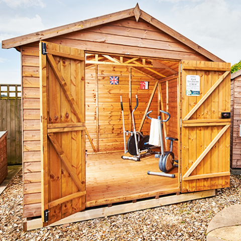 One Stop Shop For Sheds & Cabins 3