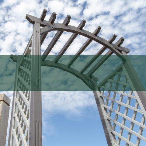 Pergolas and arches