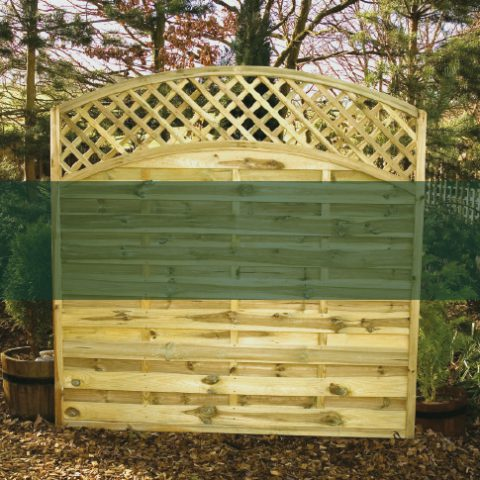 Premium fence panels earnshaws fencing centres