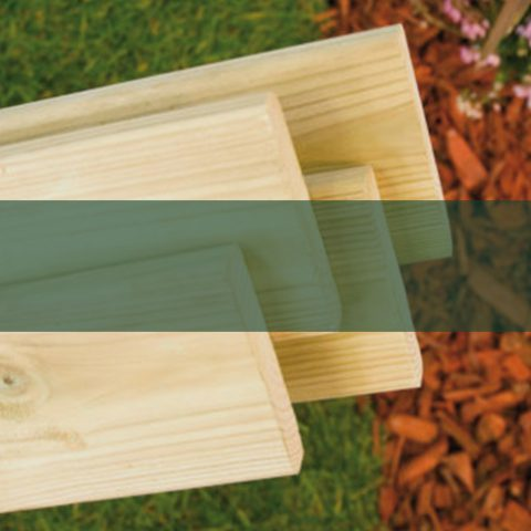 sawn timber - Earnshaws Fencing Centre