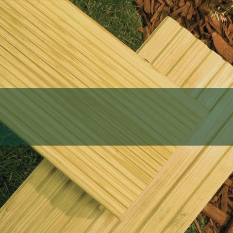 Timber Deck Boards - Earnshaws Fencing Centre