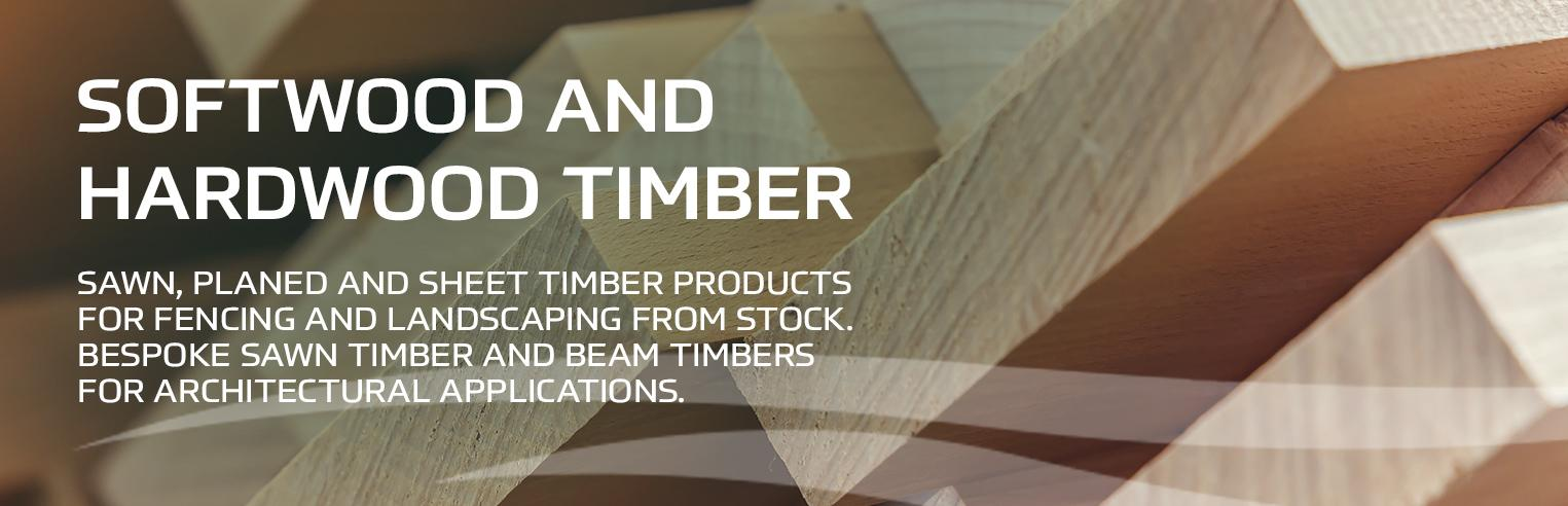 timber banner