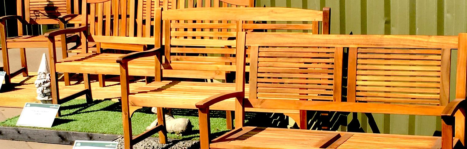 one stop shop for garden furniture