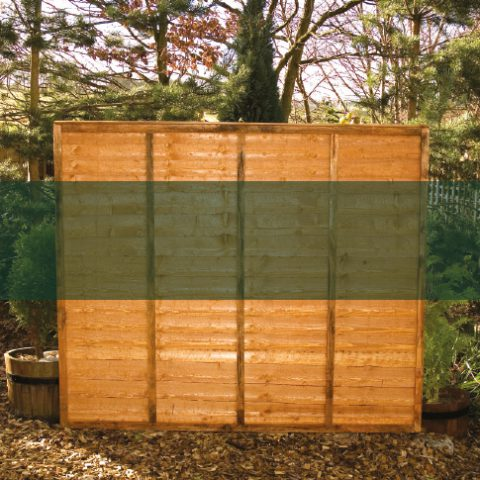 traditional fence panels earnshaws fencing centres