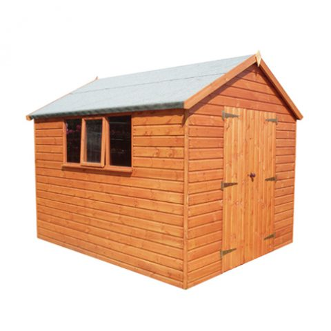 Quality Garden Sheds at Earnshaws Fencing Centres
