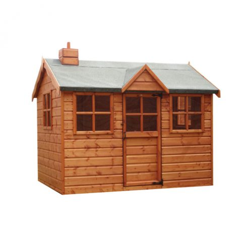 Quality Playhouses at Earnshaws Fencing Centres