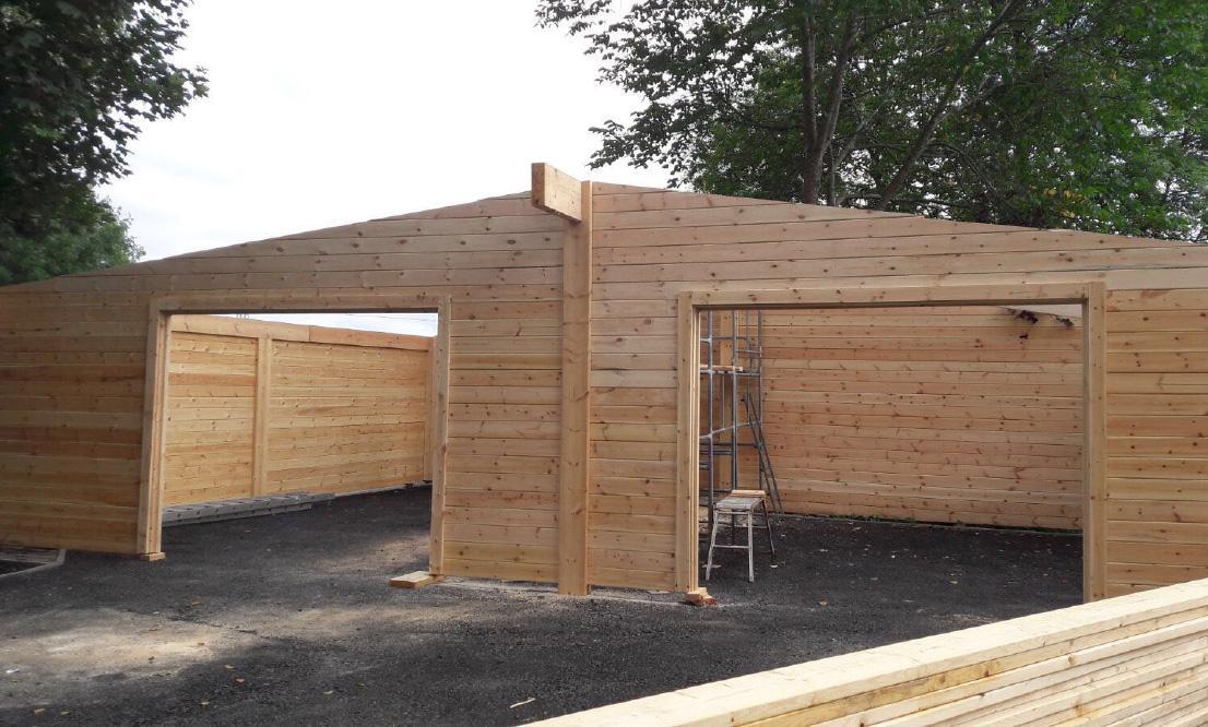 highfield plus premium garden sheds at earnshaws fencing centres