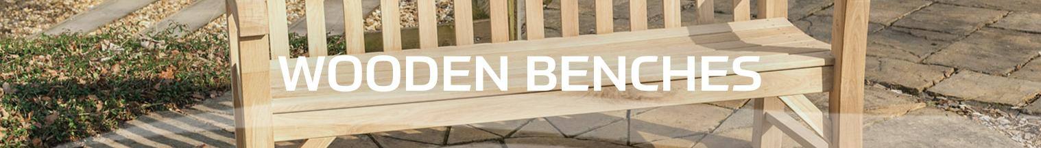 wooden benches at earnshaws fencing centres