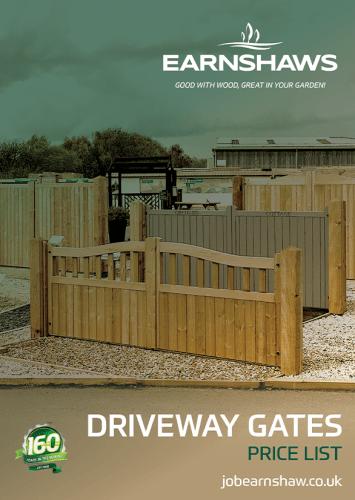 Driveway Gates Pricelist Cover