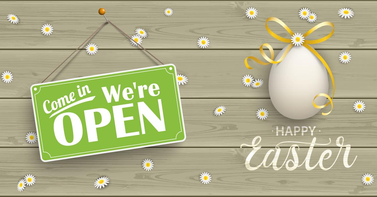 earnshaws fencing centres easter opening hours