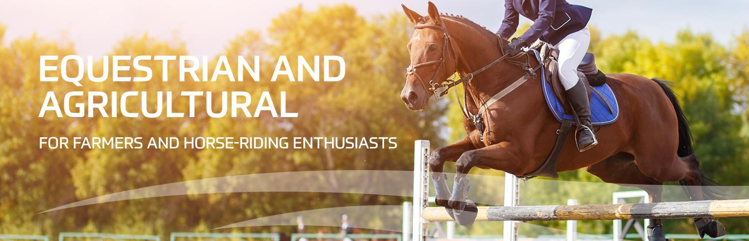 equestrian and agriculture at earnshaws fencing centres