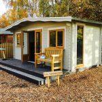 earnshaws fencing centres cabin protek