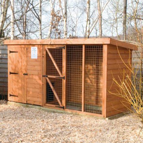 pet huts at earnshaws fencing centres