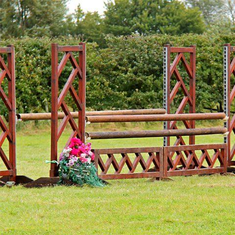 Jump Construction Materials at earnshaws fencing centres