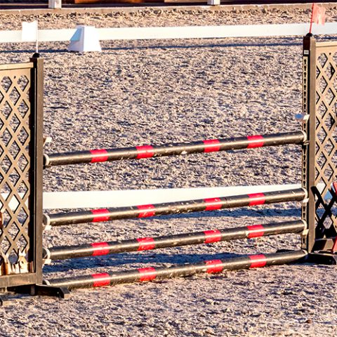 Jump Construction Materials at earnshaws fencing centres