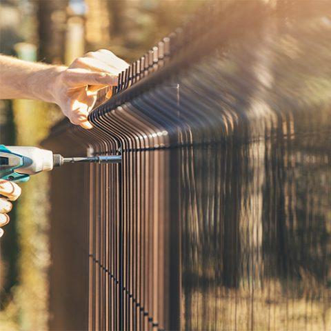 wire fencing at earnshaws fencing centres