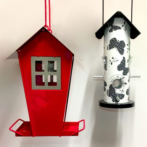 bird feed and feeders at earnshaws fencing centres