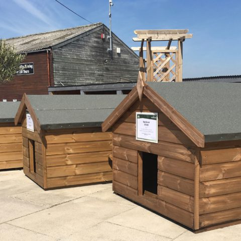 dog kennels at earnshaws fencing centres