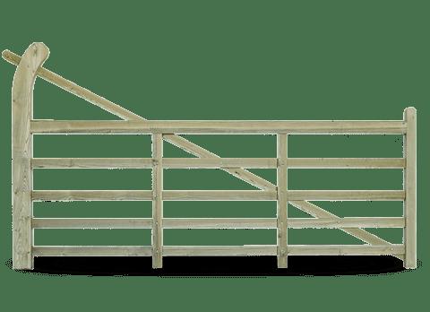 Estate-Gate-Left-Front