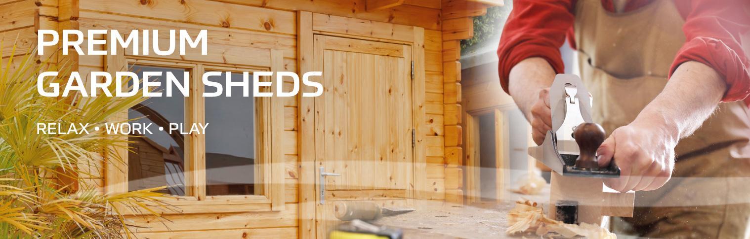 EFC - Premium Sheds Header