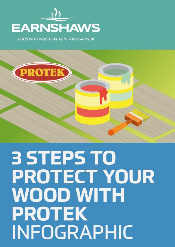 3 steps to protect your wood