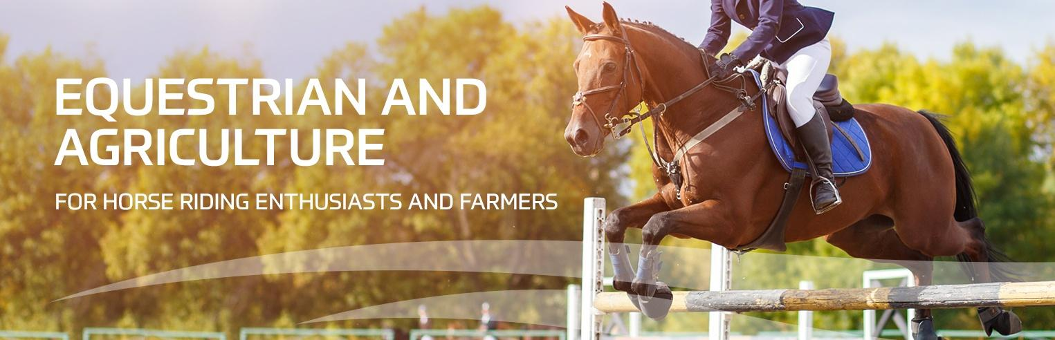 Equestrian And Agriculture